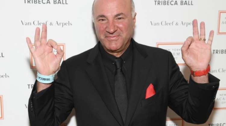 Kevin O'Leary Invests in Psychedelics