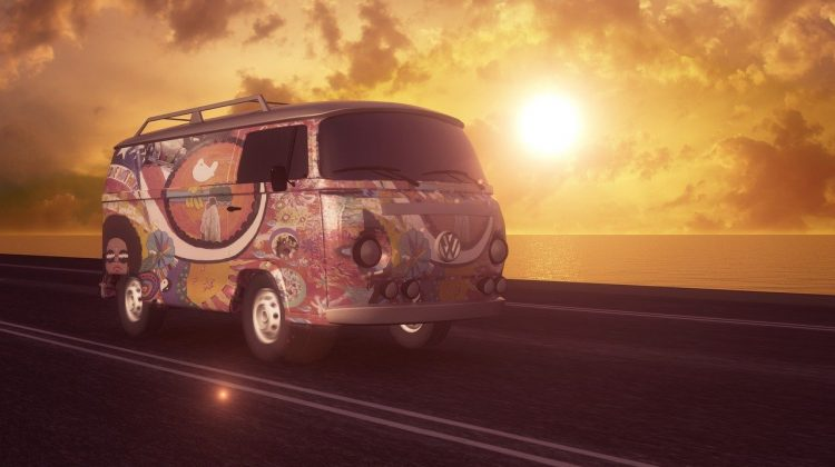 "Origins of the 1960's ""psychedelic"" design"