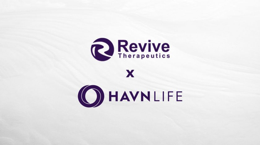 Revive Therapeutics and Havn Life