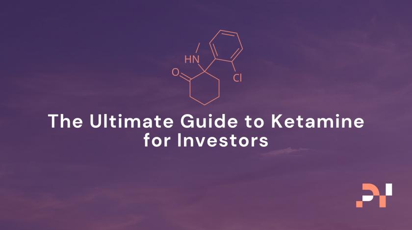 investing in ketamine